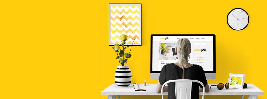 Blog per vere yellow girls