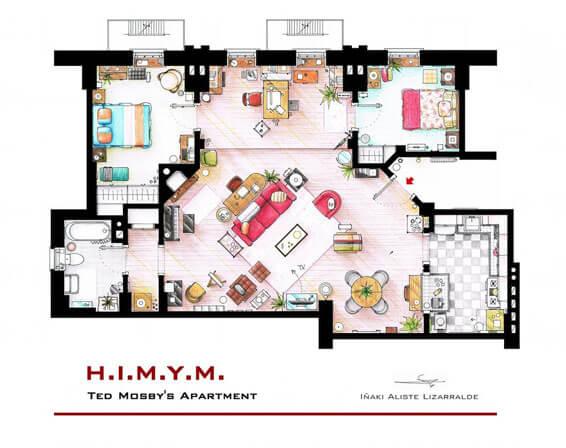 mosby-appartamento
