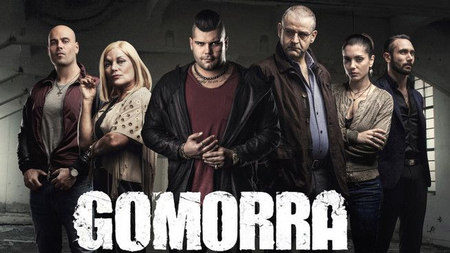 le donne di gomorra