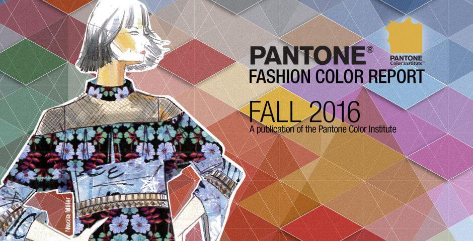 pantone colori moda autunno 2016