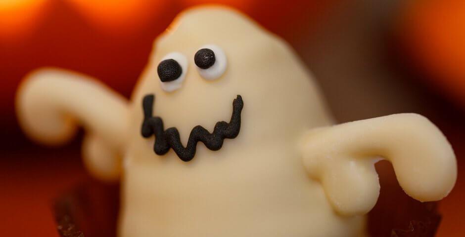 ricette per halloween cupcake