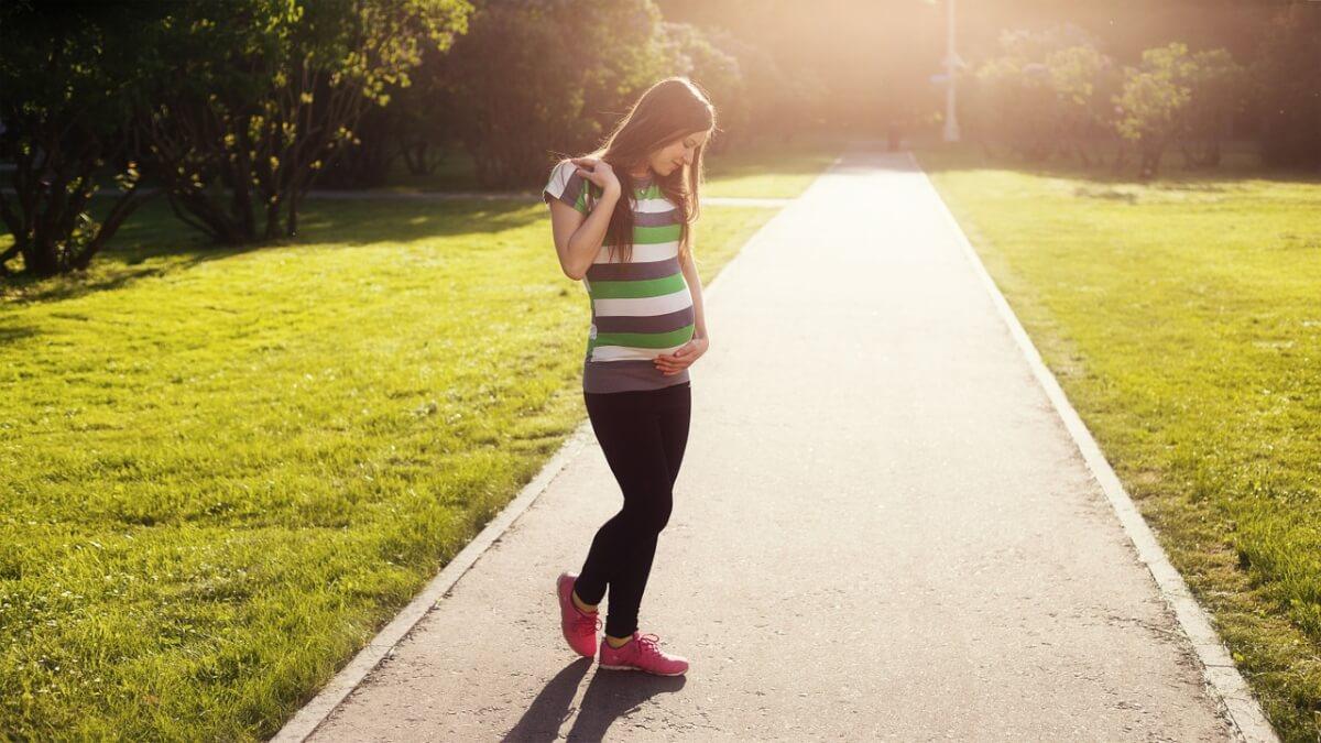 come non prendere chili in gravidanza