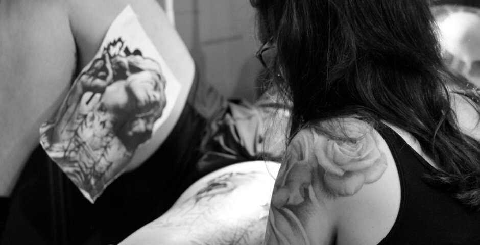 tatuaggi di sophie anais