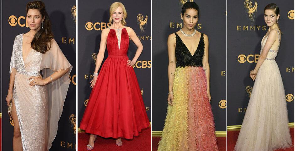 Emmy Awards 2017 I Look