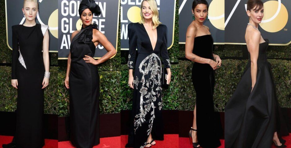 Golden-Globes-2018-red carpet