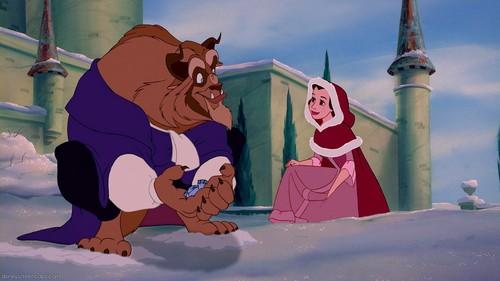 san valentino bella e la bestia