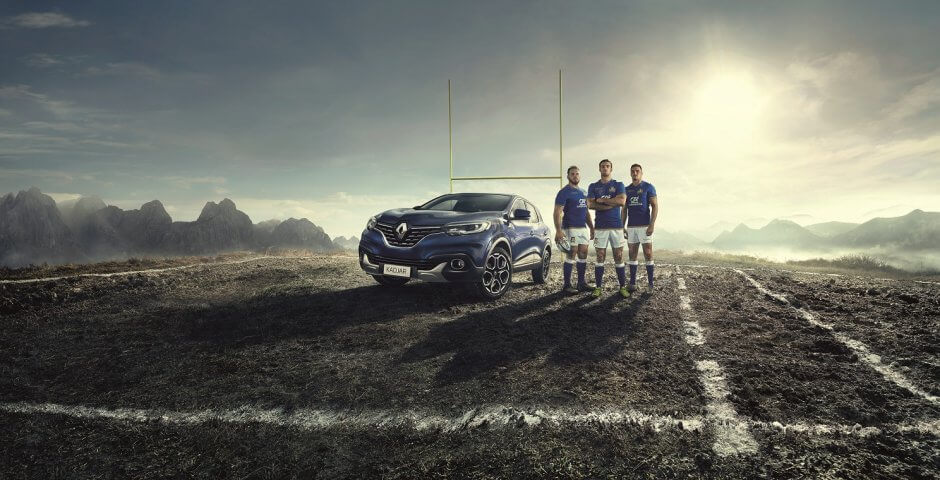 Rugby e renault