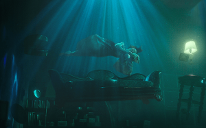 the shape of water_ bed